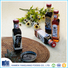 Wholesale halal certification cooking seasonings oyster sauce and fish sauce