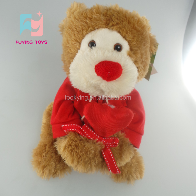 ICTI factory walking and talking monkey plush toy