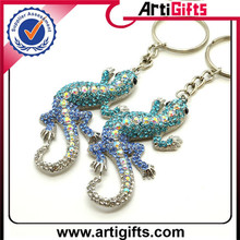Customized design newest seahorse keychain