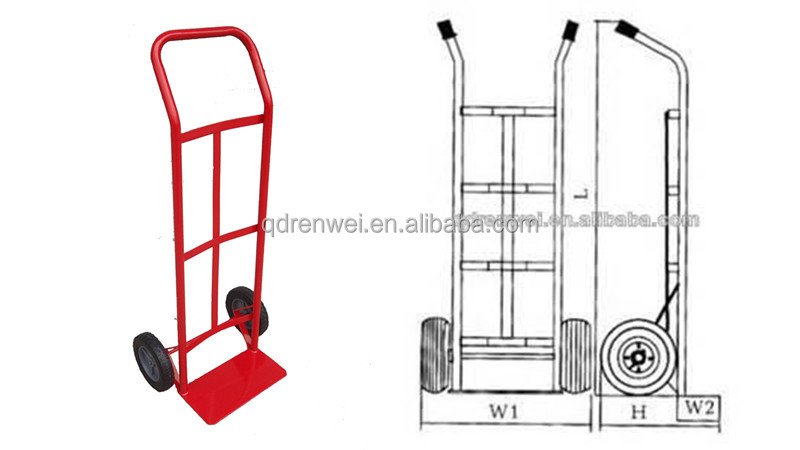 Hand Trolley for Warehouse Store Hand Truck for Homeowner