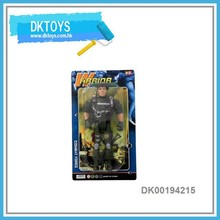 Boys Favor Warrior Military Figure Toy Plastic Human Figure Model
