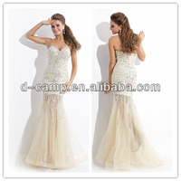 OC-2463 2013 latest evening gowns models beautiful evening gowns for girls