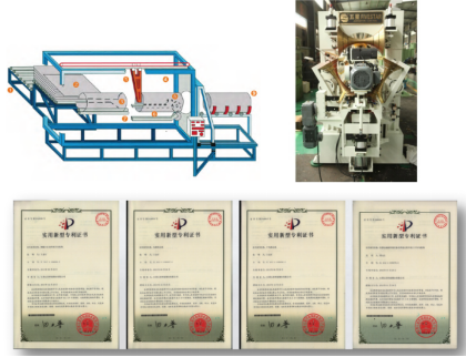 Automatic Transport conveyor device for 200l steel barrel production line