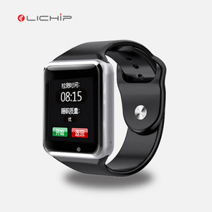 LICHIP hot sales w8 chinese shenzhen manufacturer factory L- a1 smartwatch smart watch phone
