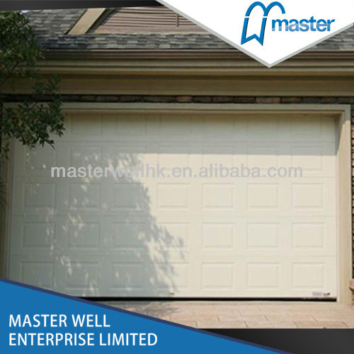 Euro canvas garage doors