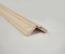 FSC Canada Oak Wood Primed Decorative Quarter Round Moulding