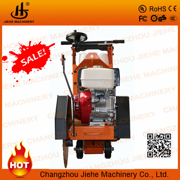 Walk-behind road machinery concrete floor cutting machine(JHD-400)
