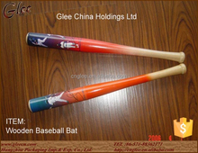 OEM design cheap price wholesale wood baseball bats