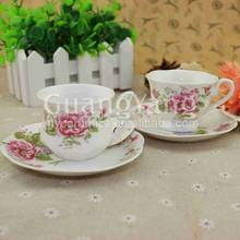 Wholesale Price Ceramic Espresso Coffee Cup set in china