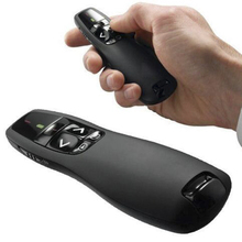 USB Wireless Presenter R400 PPT Presenter wireless slide changer laser pointer