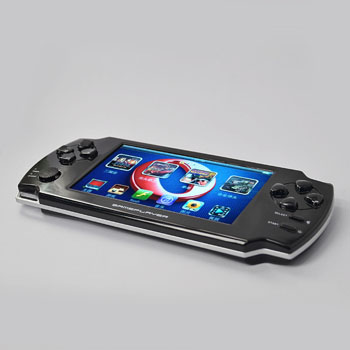 "Ouang 4.3"" touch screen electronic game console"