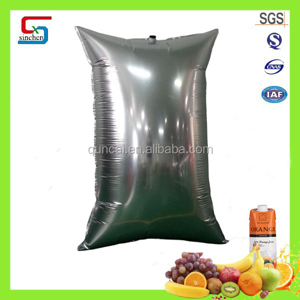 Best soft packaging 220L aseptic bag for drum