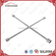 Chromed High Quality Cross Wrench