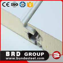 high quality second hand board or used pu sandwich panel on sale