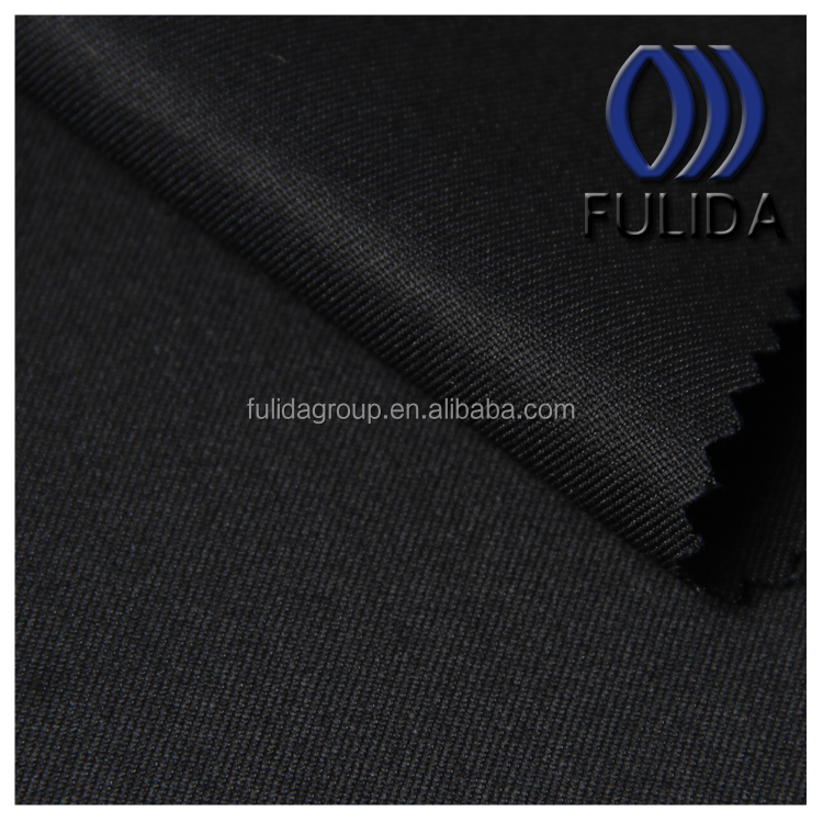M6307 Soft and comfortable Bamboo fabric polyester spandex woven suit fabric