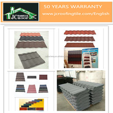 Stone Coated Metal Roofing Tiles/Metal Panels Hot Sale in Indonesia