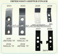 vv gripper for heidelberg gripper