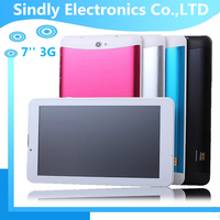 Android 4.4 OS 7 inch MTK6572 dual core ,OEM Shenzhen tablet sim unlocked
