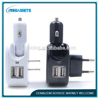 micro usb car charger ,TSJ011, car charger 9v