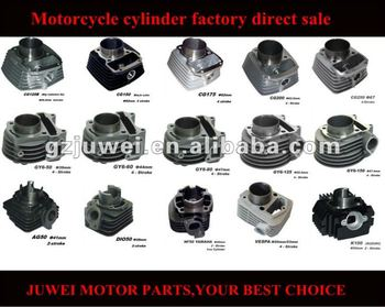 motorcycle cylinder block with high quality