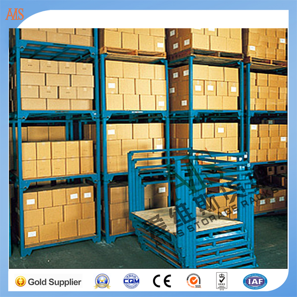 ISO and CE certified stack racking