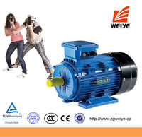 Aluminum Housing Three Phase MS electric motor IE 1/IE2