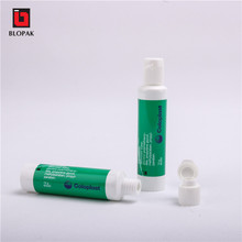 Vivid Bpa Free Tube Container Toothpaste Tubes