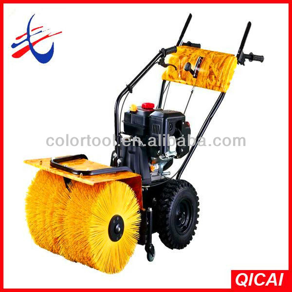 Zongshen engine road sweeper
