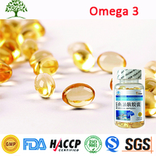 Private Label GMP Certificate Omega 3 Fish Oil 1000mg Softgel Capsules