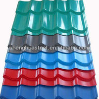 Metal Roofing Sheet Design For Roof And Wall