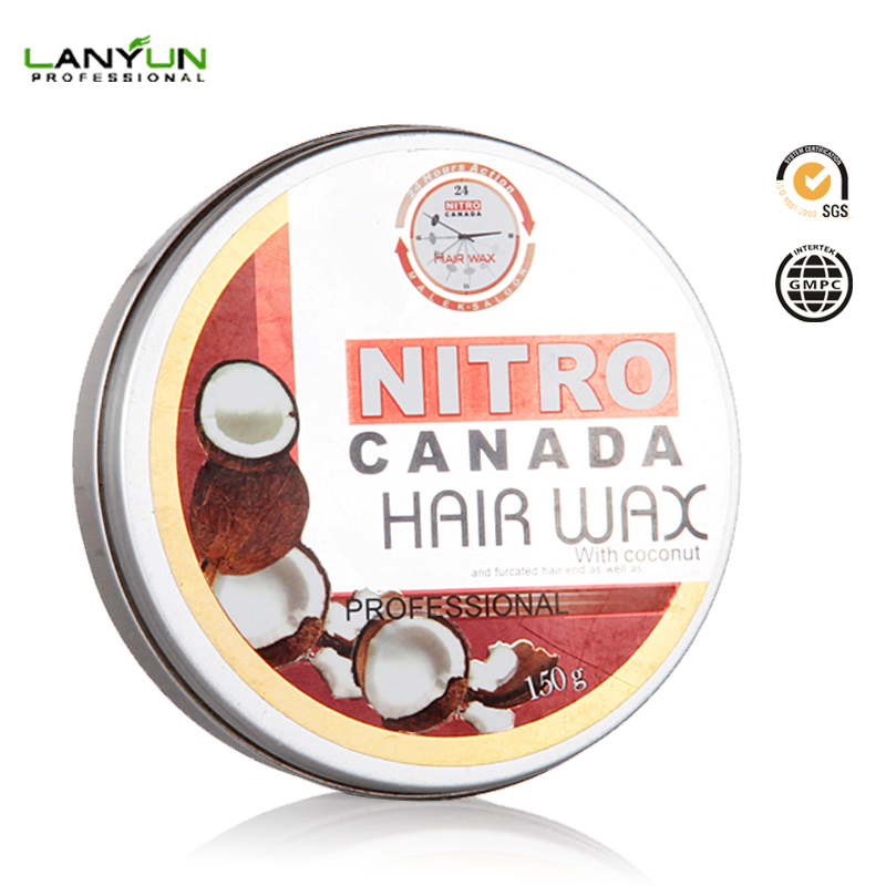 Best quality long lasting hair styling wax best hair wax for men made in China