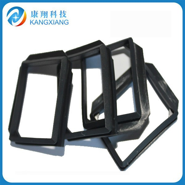 2015 New brand silicone/NR/EPDM square rubber gasket