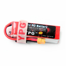 YPG 3S 11.1V 2200mah 30C lithium rechargeable lipo battery for RC Helicopter pack