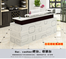 High quality beauty salon office small reception desks