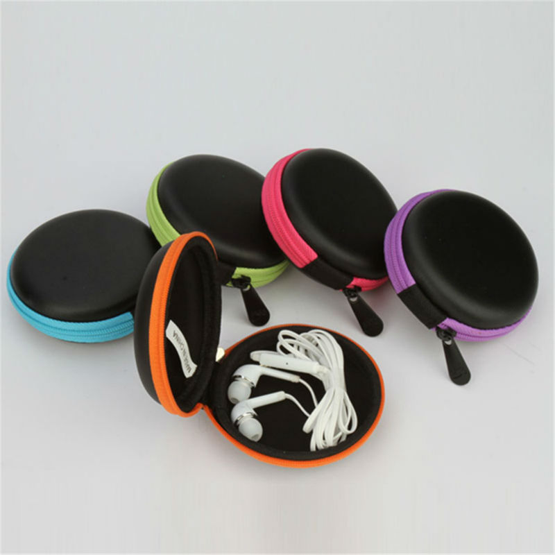 personalized EVA headset packing case,earphone case and pouch,earbuds set