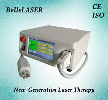 Low level laser therapy equipments for pain relief