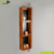 Water-proof and Rotating bathroom solid teak wood furniture made in China