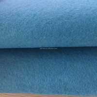 needle punched felt fabric rolls, acoustic felt fabric from factory