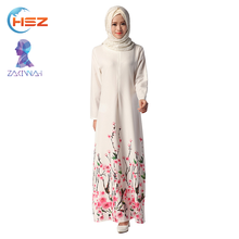 Zakiyyah 1043 Exclusive Maxi Dresses Elegant Quality Abaya for Women Butterfly Muslim Dress in Embroidery Designs