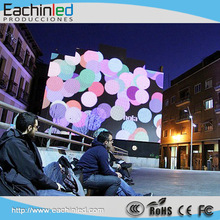 Big Outdoor Full Color LED Videowall P4.81 Electronic Advertising Rental video wall Screens price