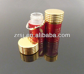 HOT!!! 2012 New design plastic bottle caps