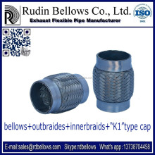 Rudin Stainless Steel Exhaut Flexible Tube with high quality