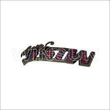 2013 Custom military 3D women belt buckle