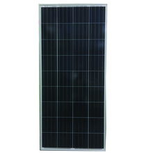 China factory poly 36 cells 12v 120w 130w 140w 150w 150 watt 160w solar panel/module