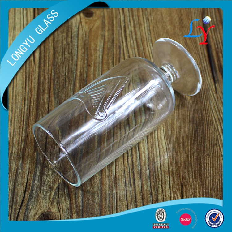 400ml glass of beer brand beer glass holder