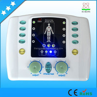 Home use low frequency neck cervical therapy magnetic therapy products
