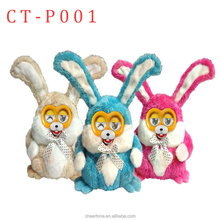 Smart Electronic Plush Toy Talking Dancing Singing Bunny Pets for Kids