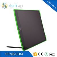 "Best price of 12"" digital LCD drawing board memo pad for sale"
