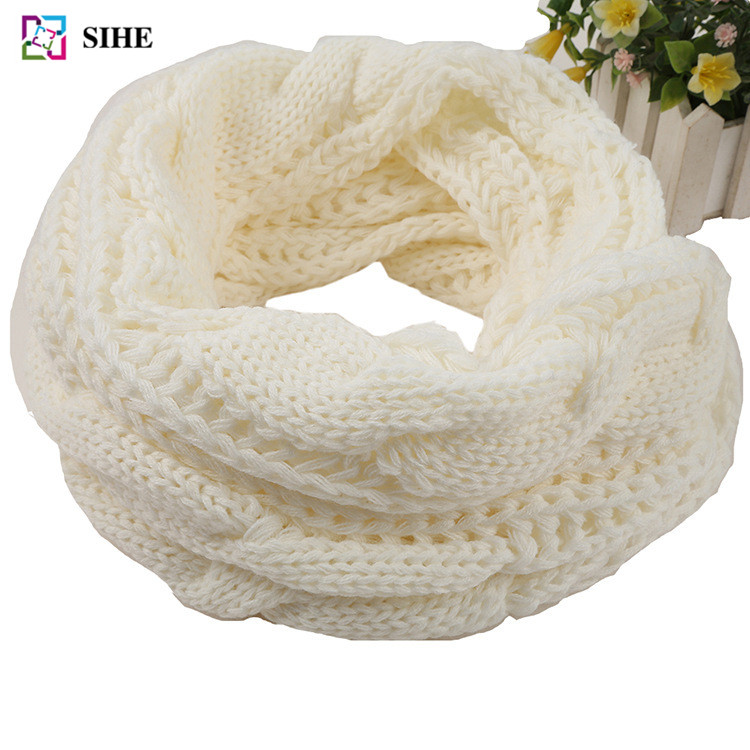knitting free pattern scarf and snood neck warmer winter women scarf