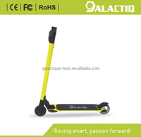 Foldble Lithium battery carbon fiber electric scooter foldable